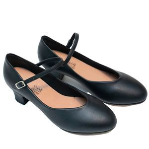 Bloch Broadway-Lo Character Shoes (7.5)